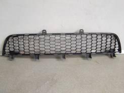 Решетка в бампер центральная, Mitsubishi Pajero/Montero Sport (KH) 2008-2015 [6402A124]