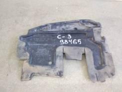 Пыльник двигателя боковой левый, Citroen C3 2009-2016