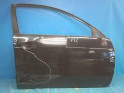 Дверь передняя правая, Nissan Primera P12E 2002-2007 [80100BA030]