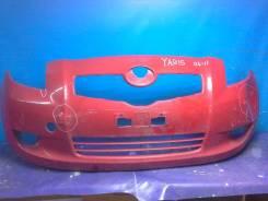 Бампер передний, Toyota Yaris 2005-2011 [521190D908]