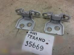 Петля двери передней правой верхняя, Nissan Terrano (D10) 2014> []