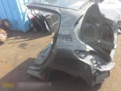 Крыло заднее левое, Peugeot 308 I 2007-2015 [8525LW]