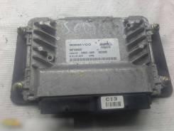 Блок управления двигателем, Iran Khordo Samand 2003> [5WY5862E]