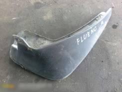 Брызговик задний правый, Renault Fluence 2010>