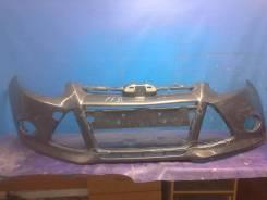 Бампер передний, Ford Focus III 2011> [1719358]