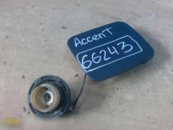 Лючок бензобака, Hyundai Accent II ( Тагаз) 2000-2012 [6950025010]