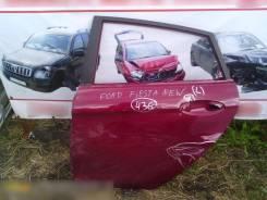 Дверь задняя левая, Ford Fiesta 2008> [169250]