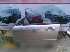 Дверь передняя левая, Subaru Impreza WRX 2001-2003 [60009FE017]