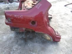 Крыло заднее правое, Fiat Albea 2003> [71728333]