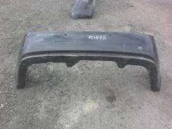 Бампер задний, Chevrolet Aveo (T300) 2011> [95460675]
