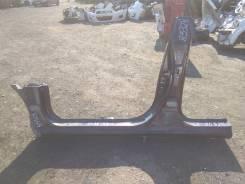 Порог со стойкой левый, Hyundai Elantra 2006-2011 [711102HA20]