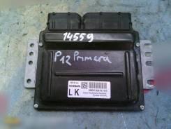 Блок управления двигателем, Nissan Primera P12E 2002> []