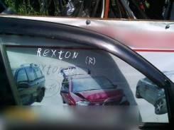 Стекло двери передней правой, Ssang Yong Rexton I 2001-2007