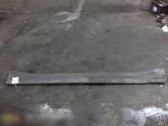 Накладка на порог (наружная), Mitsubishi Pajero/Montero (V8, V9) 2007> []
