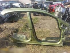 Порог со стойкой правый, Opel Corsa D 2006> []