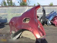 Крыло заднее правое, Renault Megane II 2002-2009 []