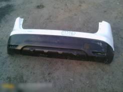 Бампер задний, Nissan Qashqai (J11) 2014> [850224EA0H]