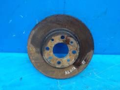Диск тормозной передний вентилируемый, Fiat Albea 2003> [46423415]