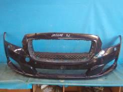 Бампер передний, Jaguar XJ 2009> [AW9317C831BB]