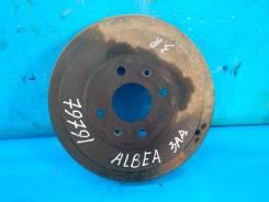 Барабан тормозной, Fiat Albea 2003> [7769850]