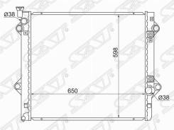Радиатор TY0009-120-4.7, Бренд: SAT