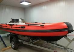 Лодка RIB (РИБ) Навигатор 450