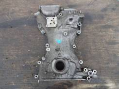 Лобовина двигателя /масляный насос K6A Suzuki ALTO HA25V 2011 год