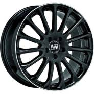 MSW 30 8,5x19 5x114,3 et45 73 black full polished