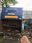 Бункер мусоровозный