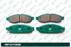 Тормозные колодки передние Gbrake N/ Titan, Armada #60 I/ QX56