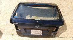 Дверь багажника Mercedes-Benz B170 W245