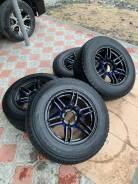 Комплект колес R17 8,5JJ 25ЕТ (6*139.7) на зимней резине TLC Prado 150