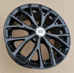 Новые литые диски RST на Kia Rio, Hyundai Solaris R15