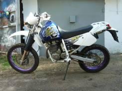 Suzuki Djebel 250XC, 2001