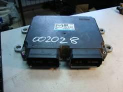 Блок управления ДВС Mazda LF-VE LFS318881C