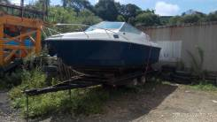 Лодка, катер, str21, Yamaha