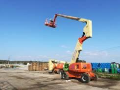 БУ самоходный коленчатый подъемник 27м дизельный jlg в Москве