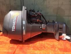 Подвесной лодочный мотор Tohatsu 30 л, с