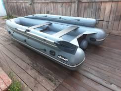 Лодка абакан 420jet