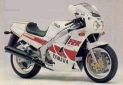 Полностью в разбор Yamaha FZR750 FZR