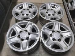 """Оригинальные """"Toyota Prado"""" 16"""" 7jj (6*139.7) et+15 цо106.1мм"""