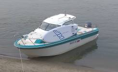 """Аренда скоростного катера Yamaha FR-23 в районе пляжа """"звезда"""""""