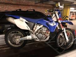 Yamaha WR 250F, 2008