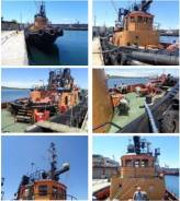 Морское судно - буксир
