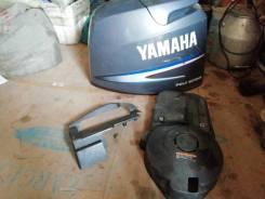 Лодочный мотор yamaha f100 aet в разбор