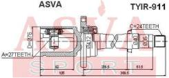 ШРУС внутренний (OEM-исполнение) прав Asva TYIR911