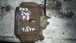 Суппорт тормозной передний правый, Toyota Premio ZZT240, 47730-20600.