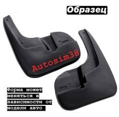 """Брызговики новые Hyundai Solaris в Иркутске """"Autosim38"""""""