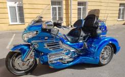 Honda GL 1800 Gold Wing, 2003