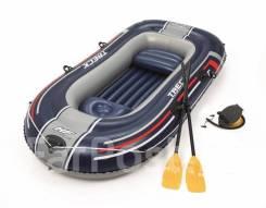 Лодка надувная Hydro-Force Raft Set 61068, 255x127cm в Уссурийске